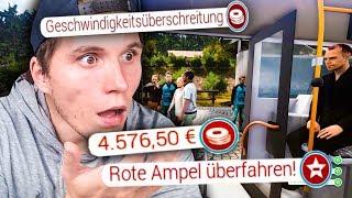 Dieser Unfall kostet mich 4500€ ☆ Bus Simulator 2018