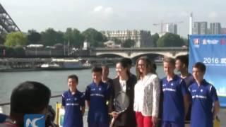 Tennis superstar Li Na: Enabling more people to enjoy tennis will extend my tennis  career
