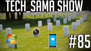 Tech_Sama Show #85 : Bye bye Windows 7, Chromecast Audio. Hello GTX 1660ti ?!