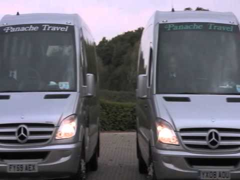 Panache Travel Ltd - Coach & Mini Bus Hire in Southampton