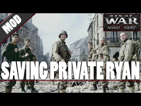 Men of War: Assault Squad 2 - Saving Private Ryan - FINAL BATTLE