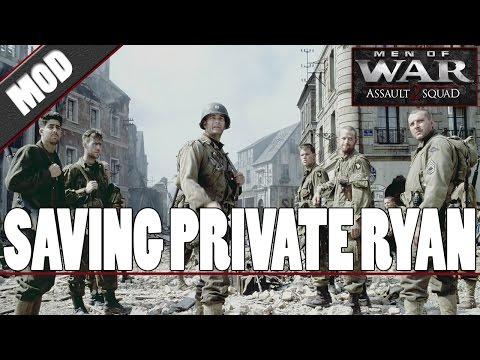 Men of War: Assault Squad 2 - Saving Private Ryan - FINAL BATTLE
