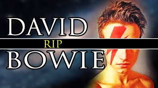 RIP David Bowie -