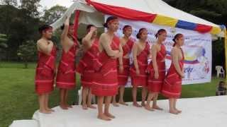115th Philippine Independence Day Dance Performance in Nairobi, Kenya
