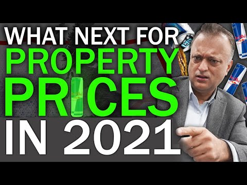 Property Prices UK In 2020/2021 Recession | What Next For The UK Property Market