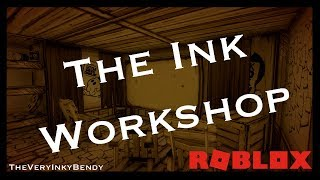 The Ink Workshop | ROBLOX