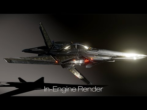 Starfighter Inc. - Evolution of the Shrike