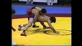 Sabeew Arawat (GER) - Magomedov,Davud (AZE) 100 kg. Final. 1994 Chempionat mira.Istanbul