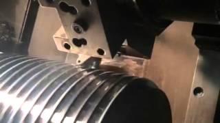 Filettatura tamburo Passo 17, lavorazione Di tornitura fresatura Modena E Bologna