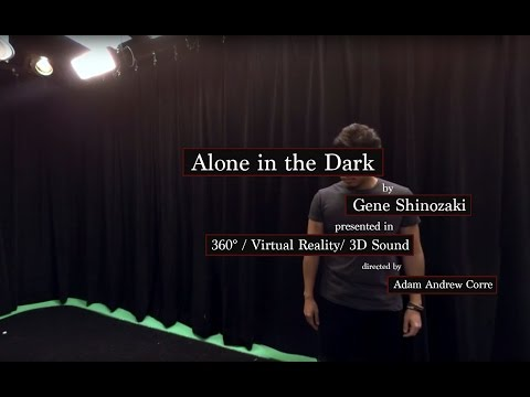 Gene Shinozaki / Alone in the Dark (Beatbox in 360° / VR / 3D Sound)