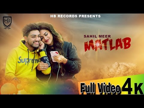 MATLAB (Official Video) || Sahil Meer || Latest Punjabi Song 2019 || HB Records