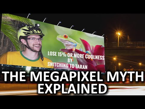 The Megapixel Myth As Fast As Possible