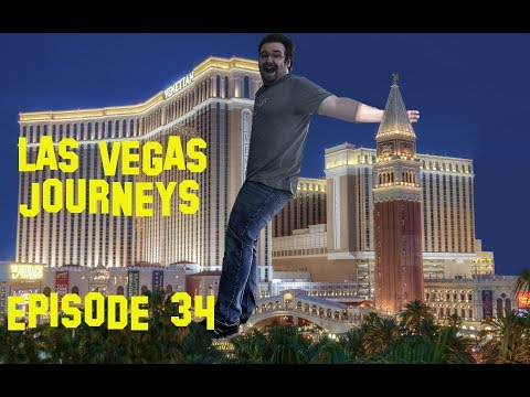 "Las Vegas Journeys - Episode 34 ""A visit to Palazzo and Venetian"""