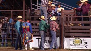 10 Bull Riding - 15 July 2017, Lakin KPRA Rodeo