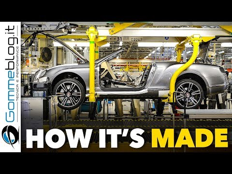 HOW Bentley Cars