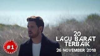 20 Lagu Barat Terbaik  (26 November 2018)