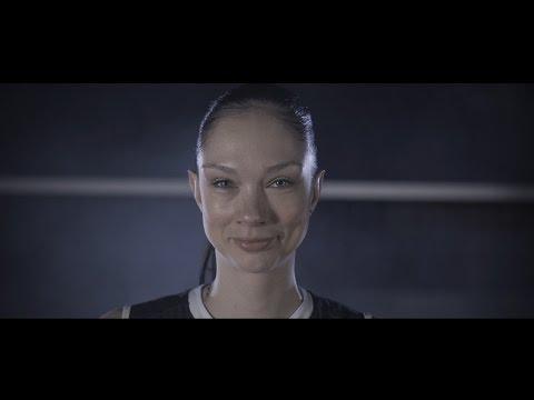 Легенда мирового волейбола Екатерина Гамова/The Legend Of Volleyball Ekaterina Gamova