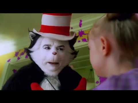 The Cat in the Hat trailers