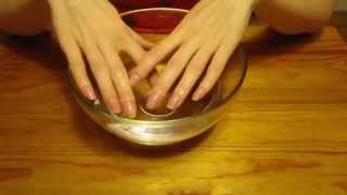 #79 *Stereo* Request: Playing with water *ASMR*