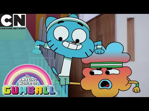 The Amazing World Of Gumball | Butt Slap | Cartoon Network UK 🇬🇧