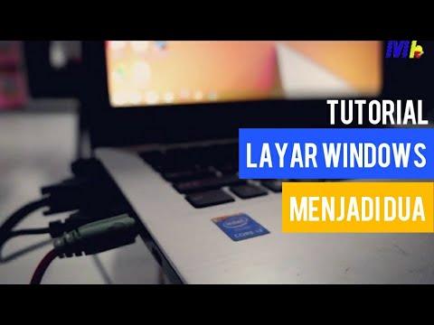 Video kali ini akan menampilkan cara menghubungkan 2 monitor dalam 1 pc yang tentunya akan mempermud.