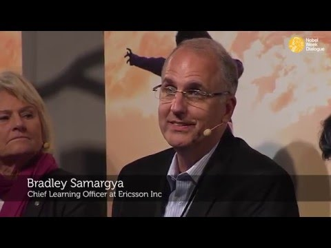 The Future of Learning - Nobel Week Dialogue 2015: The Future of Intelligence