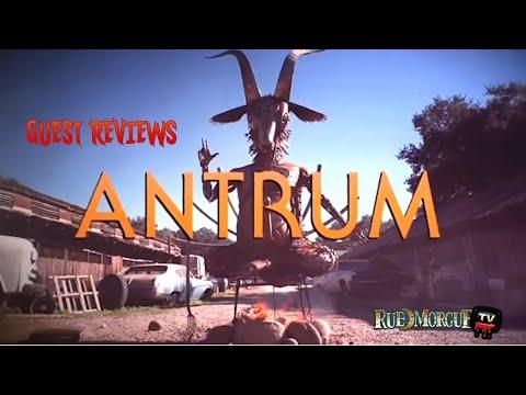 An Occultist Reviews ANTRUM: THE DEADLIEST FILM EVER MADE | RUE MORGUE TV