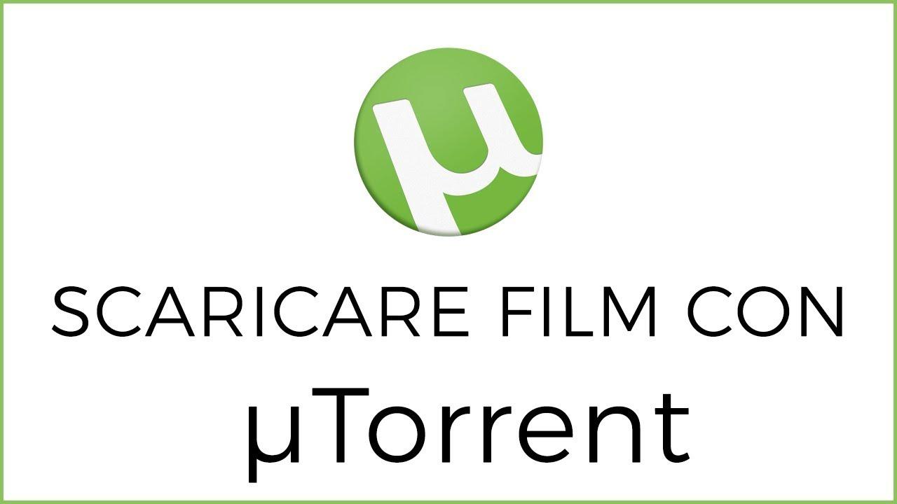 Siti per scaricare film gratis in italiano con utorrent