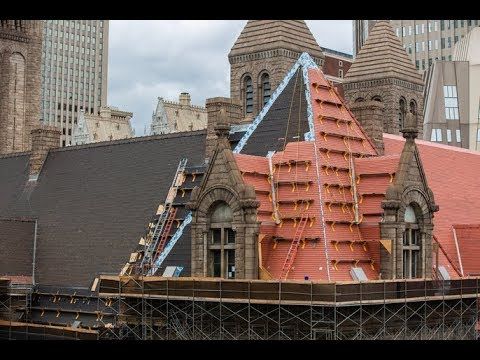 Allegheny County Courthouse Roof Renovation Project