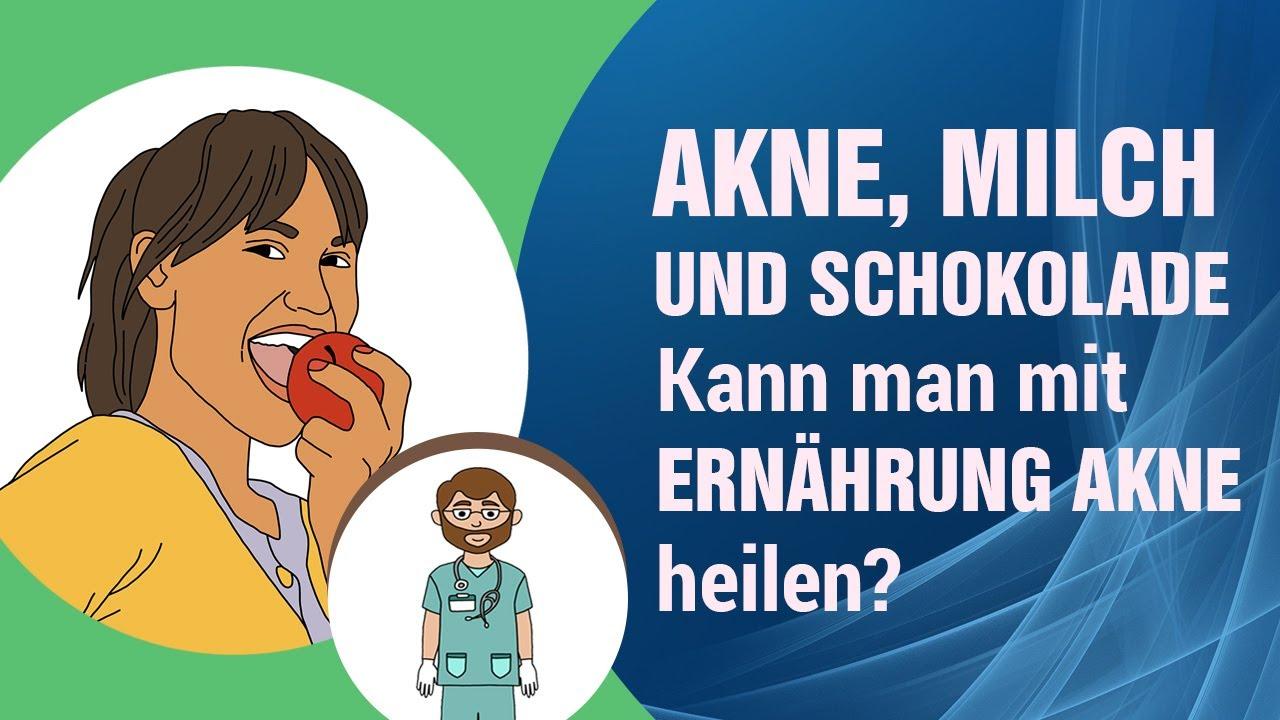 Akne Und Ernährung