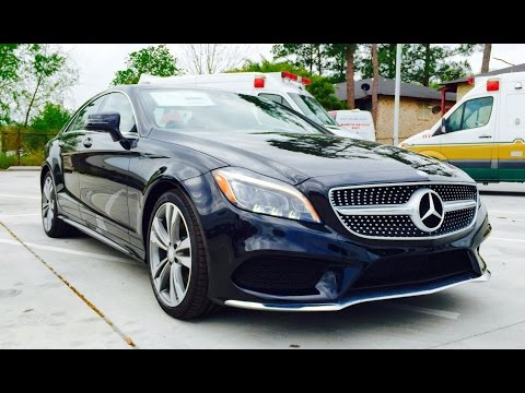 2015/2016 Mercedes Benz CLS Class: CLS400 Coupe Full Review / Exhaust / Start Up