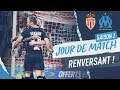 Monaco 3-4 OM L Les Coulisses D'une Victoire Renversante 🔥