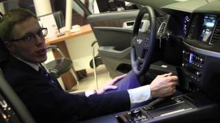 Обзор автомобиля Hyundai Genesis