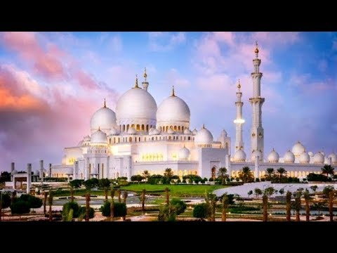 The Most Beautiful Monument i Have Seen – Sheikh Zayed Grand Mosque | Abu Dhabi