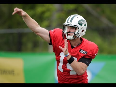 WATCH: How much will Sam Darnold play in Jets' preseason opener?