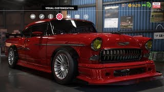 Need For Speed: Payback - Chevrolet Bel Air (Derelicts) - Customize | Tuning Car HD