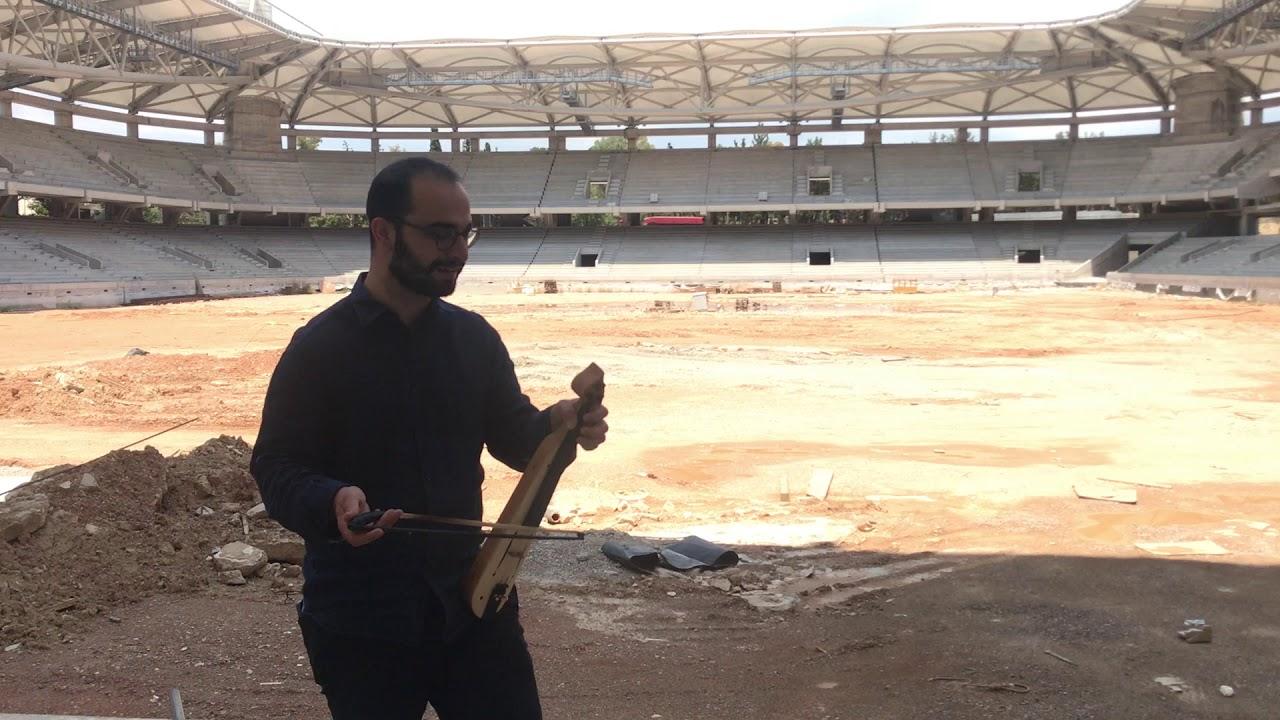 Ποντιακή λύρα ακούστηκε στην «Αγια-Σοφιά», το γήπεδο της ΑΕΚ