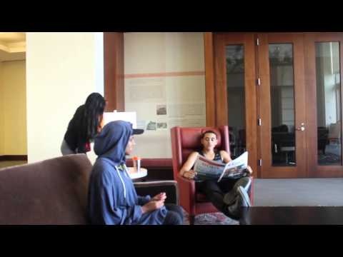 The 2014 WOOFilms / St. John's University Liberty Partnerships Program Behind the Scenes