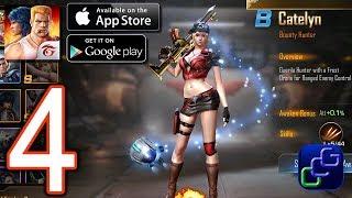 Garena Contra Return Android iOS Walkthrough - Part 4 - Story Mode: Battleship Siege NORMAL