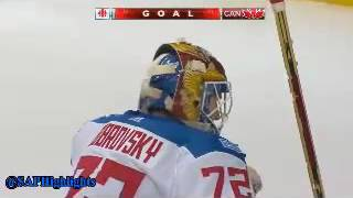 Canada vs Russia | World Cup of Hockey 2016 | Highlights | NHL's Crosby vs Ovechkin | 09.24.16 (HD)