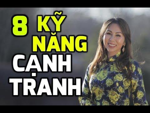 8 Kỹ Năng Cạnh Tranh Ở Kỹ Nghiệp Công Nghệ 4 0 I LanBercu TV