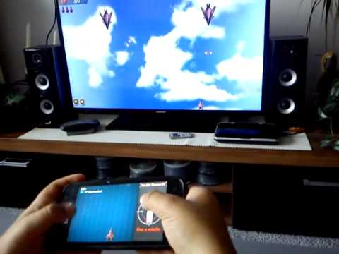 game air force lite on tv samsung ue40es5500 youtube. Black Bedroom Furniture Sets. Home Design Ideas