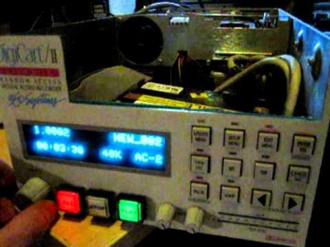 360 Systems Digicart/II with 2 IBM SCSI harddisks