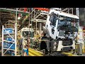 Ford F Max Truck Production Factory In Turkey