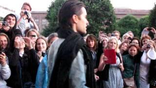 Джаред Лето у Астории 12 июля 2011 / Jared Leto @ Astoria Hotel