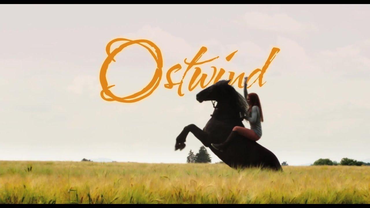Ausmalbilder Ostwind: (Deutsch / German)