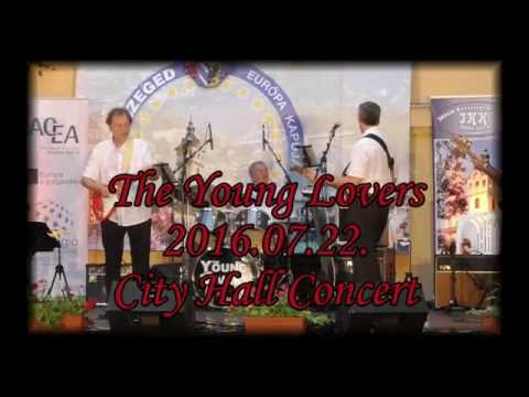 The Young Lovers City Hall Concert 2016