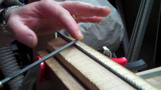 Workshop Heaven - Saw Sharpening (Part 2)