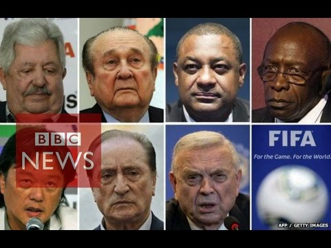 Fifa officials 'corrupted' football say US officials - BBC News