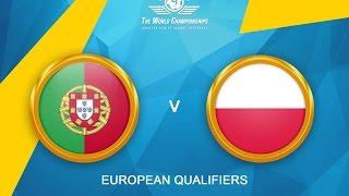 CS:GO - Portugal vs. Poland[Mirage] - The World Championships 2016